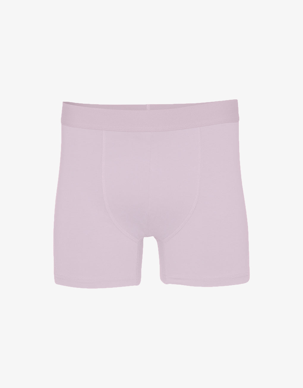 Colorful Standard Classic Organic Boxer Briefs Underwear Faded Pink
