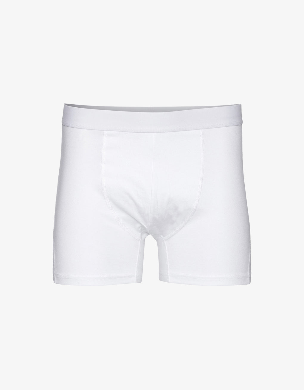 Colorful Standard Classic Organic Boxer Briefs Underwear Optical White