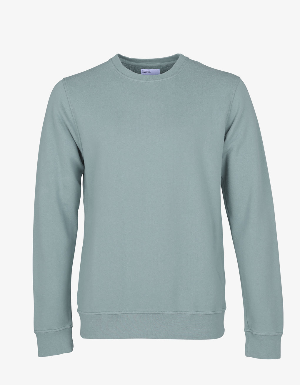 Colorful Standard Classic Organic Crew Crewneck Steel Blue
