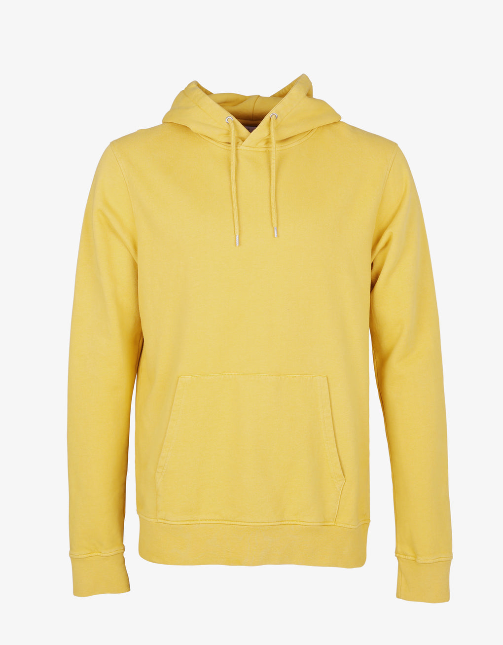 Colorful Standard Classic Organic Hood Hoodie Lemon Yellow