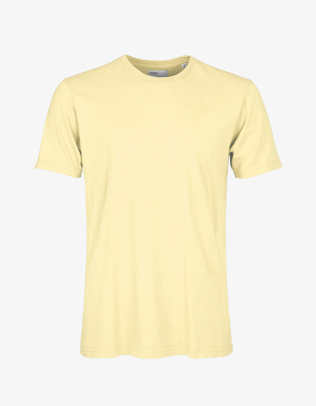 Colorful Standard Classic Organic Tee T-shirt Soft Yellow