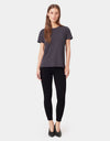 Colorful Standard Women Light Organic Tee Women T-shirt Lava Grey
