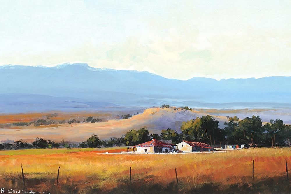 Top Tips for Hanging Landscape Art Paintings | Fine Art Portfolio