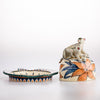 Monkey Butter Dish | Ardmore Ceramics