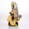 Single Monkey Candle Holder (single) | Ardmore Ceramics