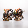 Sable Candle Holders | Ardmore Ceramics