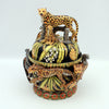 King Cheetah Tureen | Ardmore Ceramics