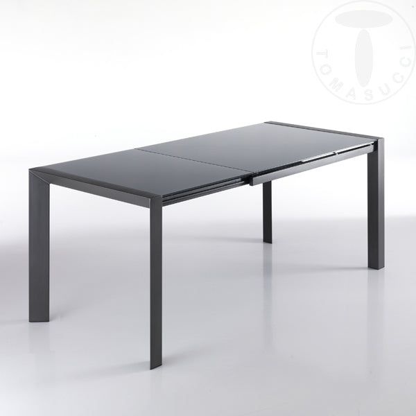 Rectangular Extendable Table - Valla Grey