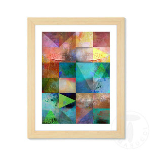 Geometric Colours - Alinterio