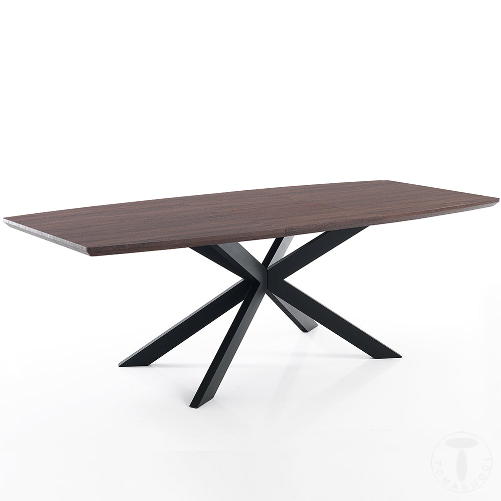 Extendable Table - Hics Dark Wood