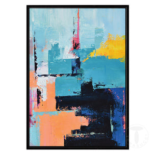 Quadro - Abstract Art - Alinterio