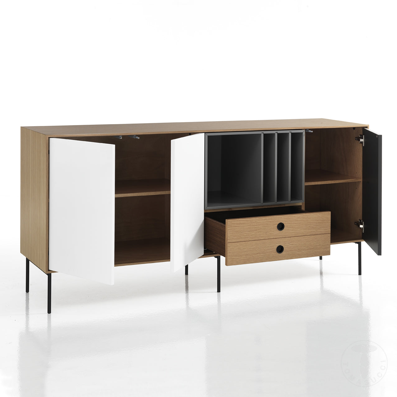 High Sideboard TV Stand - Hero