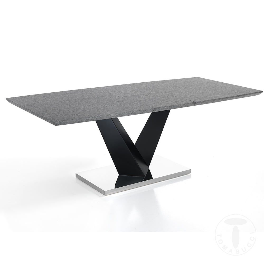 Extendable Table - Valy Cement