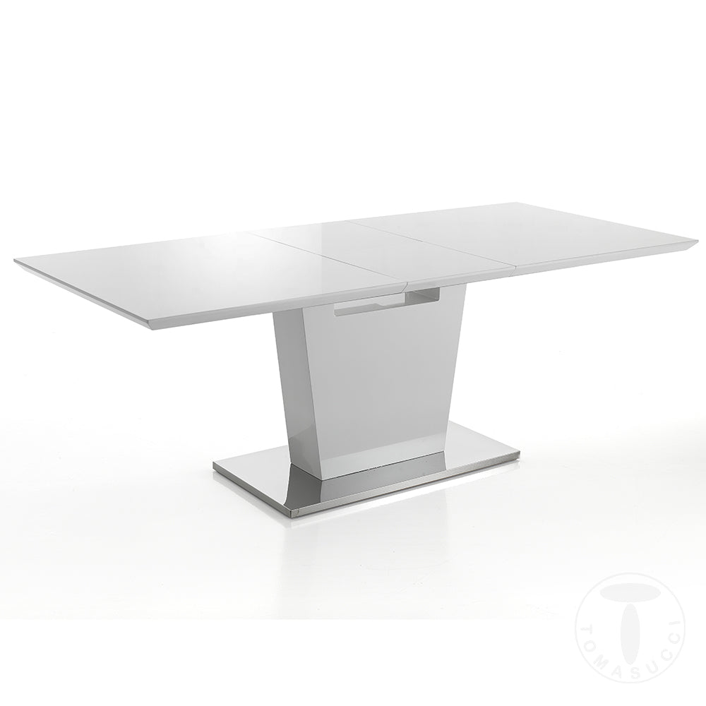 Extendable Table - Blitz White