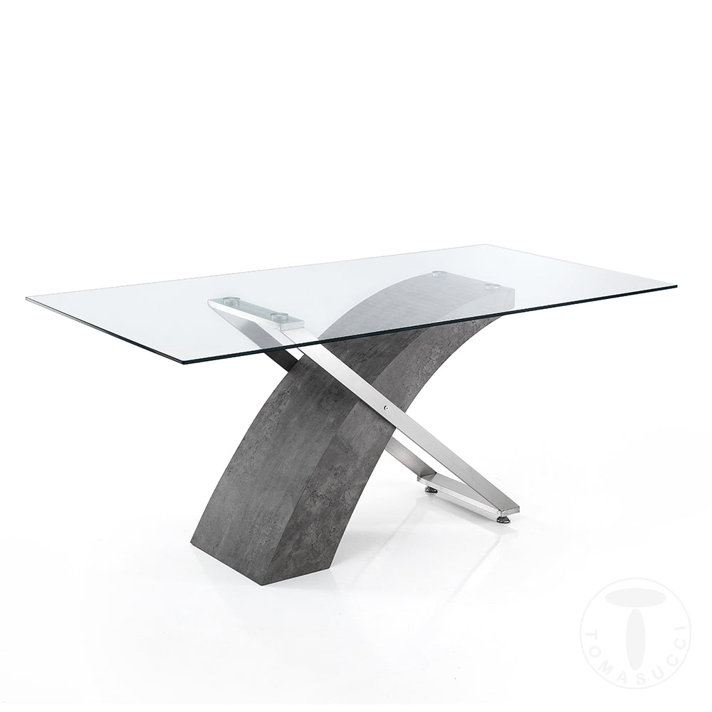 Fixed Table - Stirred