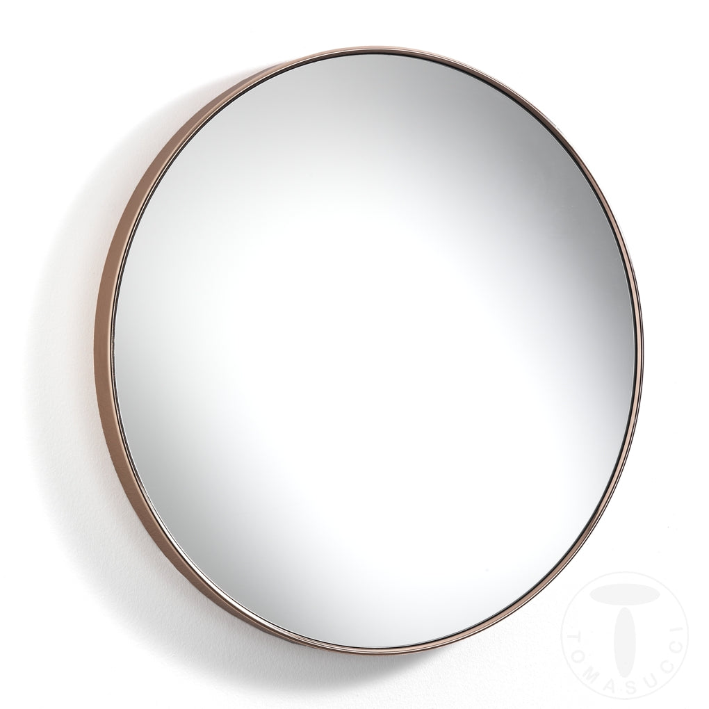 Wall Mirror - Neat Copper