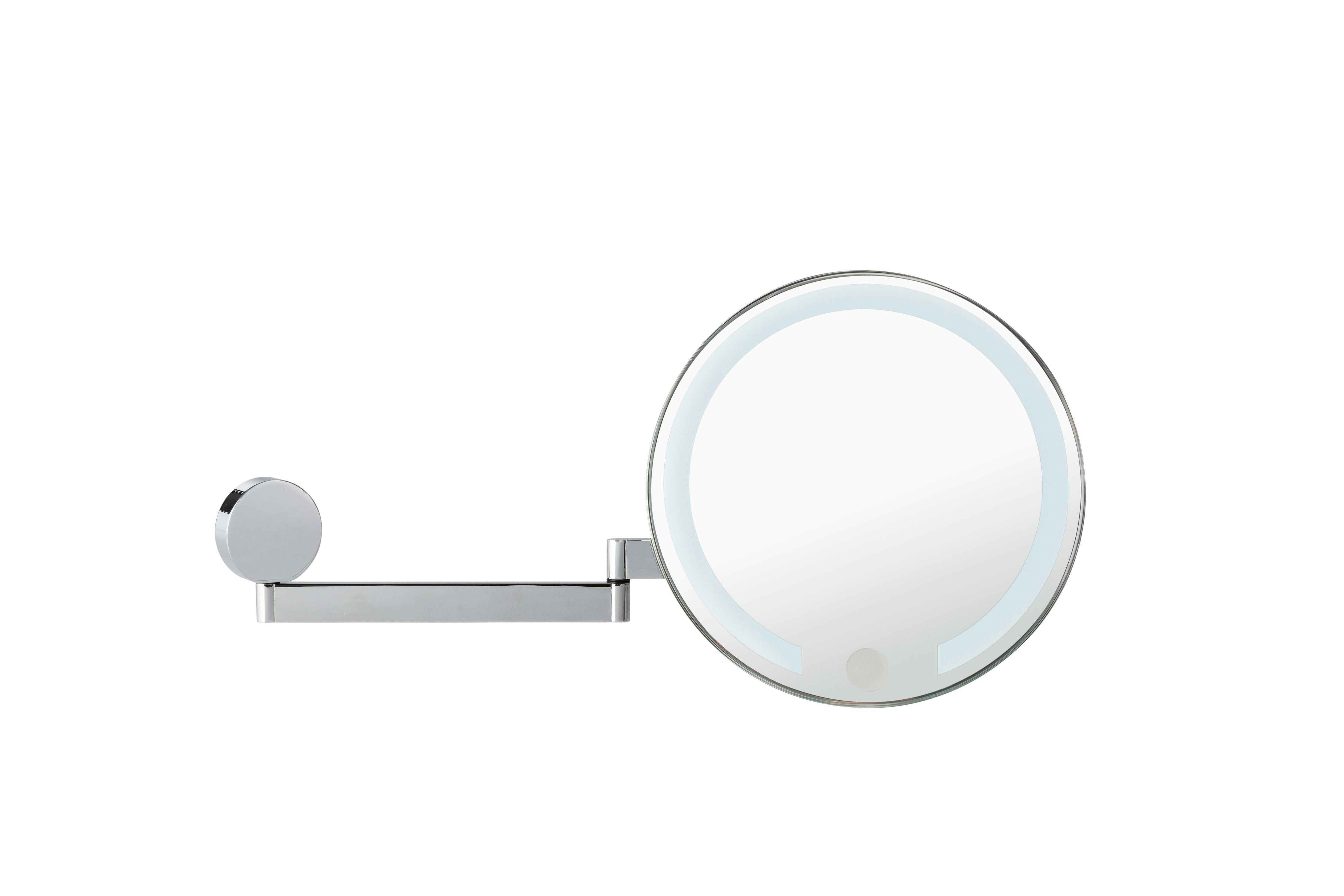 Mounted Mirror with LED Technology - Alinterio