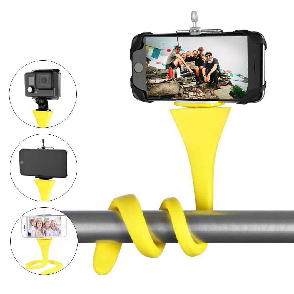 BananaStick™ Flexible Selfie Stick
