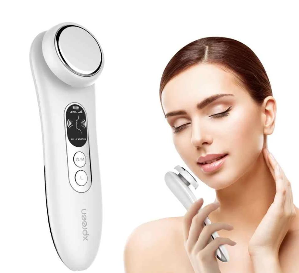 SilkySexySkin™ Ultrasonic Anti-Wrinkle Pore Cleansing Device