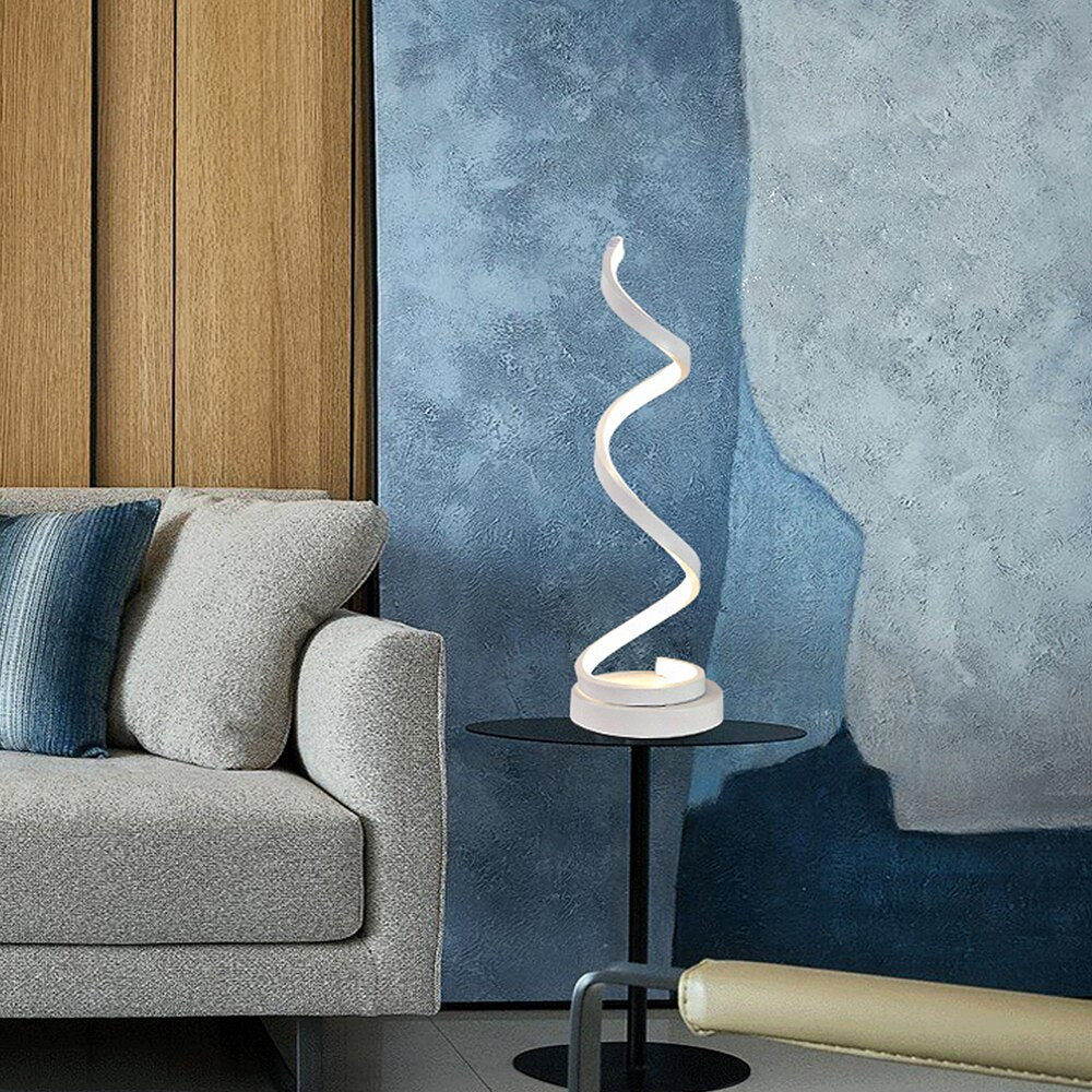 SpiralTouch™ LED Lamp
