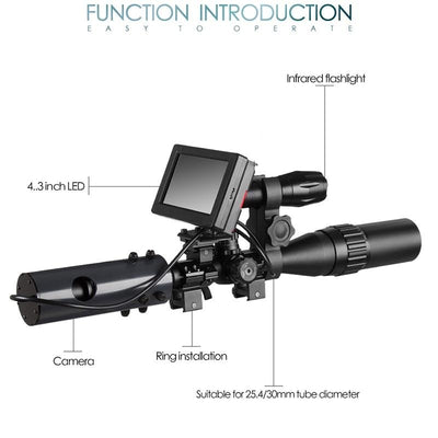 FireWolf™ Infrared Hunting Scope