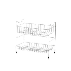 Wrought Iron Multi-layer Spice Rack