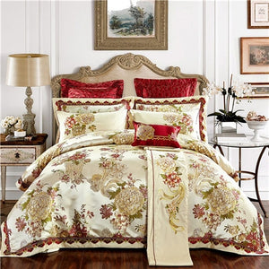 Wedding Royal Bedding Set