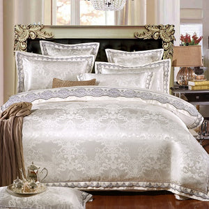 White Luxury Bedding sets