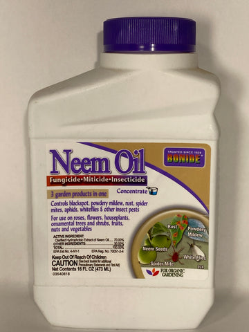Neem Oil Concentrate 16 Oz.