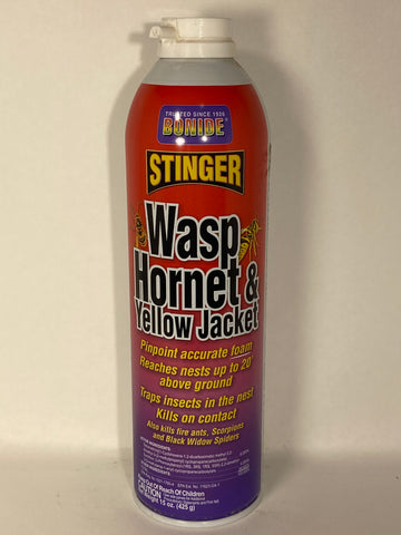 Wasp, Hornet, and Yellow Jacket Spray- 15 oz.