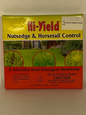 Nutsedge and Horsetail Control- 0.9g- Hi-Yield