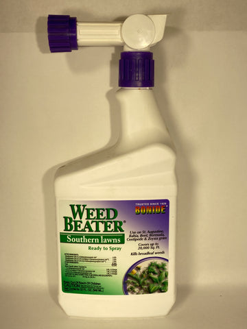 Weed Beater Southern Lawns Ready to Spray (RTS) 32oz. - Bonide