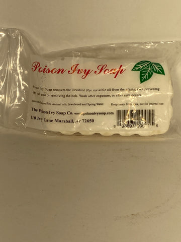 Poison Ivy Soap