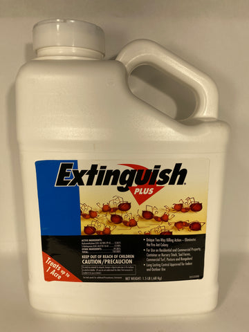 Extinguish Plus Fire Ant Killer- 1.5 lb.