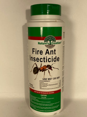 Fire Ant Insecticide 12 oz. - Nature's Creation