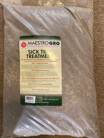 Sick Tree Treatment 30 lb. -Maestrogro