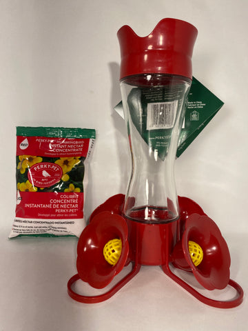 Humming Bird Feeder- Perky Pet