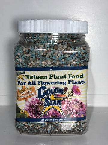 Nelson Plant Food Color Star 2 lb.