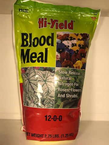 Hi-Yield Blood Meal 2.75 Lb
