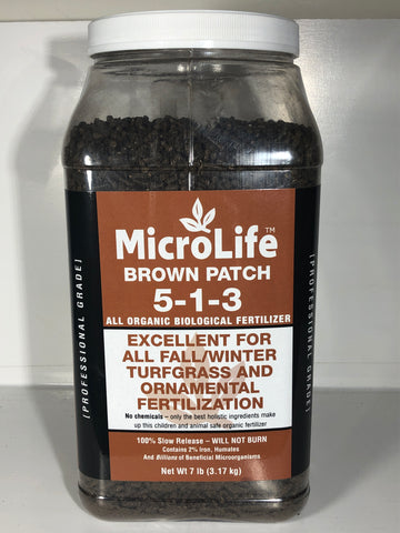 MicroLife Brown Patch 7 Lb