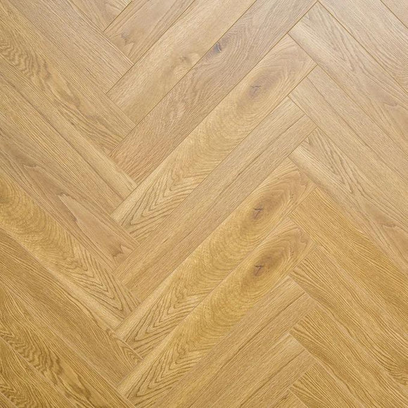 Herringbone Natural Oak - Flooring Warehouse
