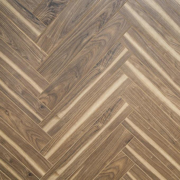 Herringbone Walnut - Flooring Warehouse
