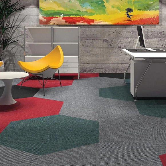 Berber Point 920 Carpet Tiles Range - Flooring Warehouse