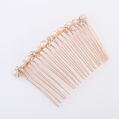 Candy Pearl Haircomb