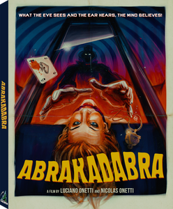 SOLD OUT ABRAKADABRA (Limited Blu-ray/CD set w/ Slipcase)