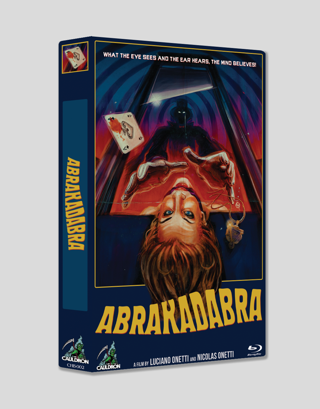 Abrakadabra (Limited Hardbox Blu-ray / CD)