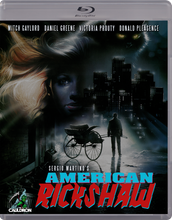 Load image into Gallery viewer, AMERICAN RICKSHAW (Limited Blu-ray w/ Slipcase)