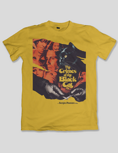 The Crimes of the Black Cat - Shirt