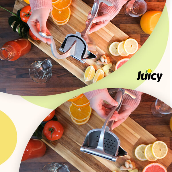 JUICY®: STORCĂTOR DE SUC