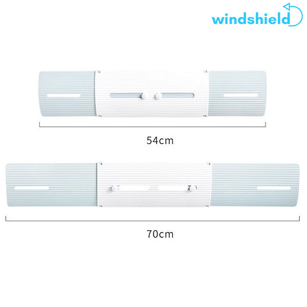WINDSHIELD® - DEFLECTOR DE AER CONDIȚIONAT